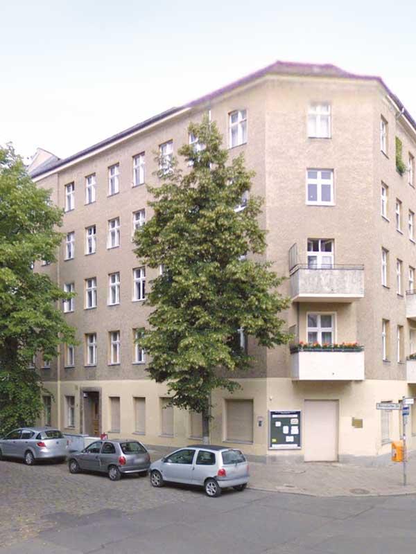 Bornsdorfer Straße